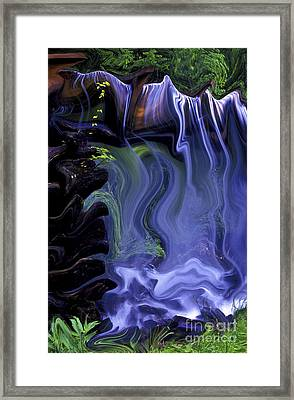 Spirit Falls Framed Print by Paul W Faust -  Impressions of Light