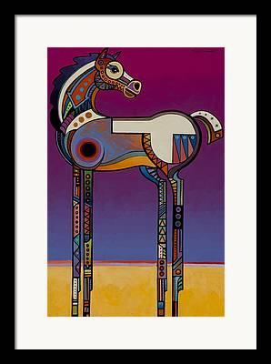 Fauvist Style Framed Prints