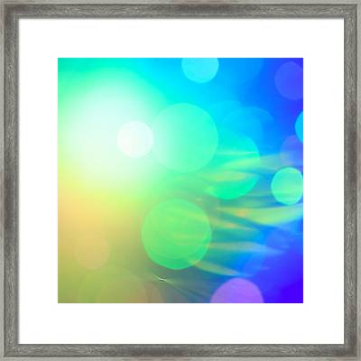 Framed Print featuring the photograph Spirit In The Sky by Dazzle Zazz