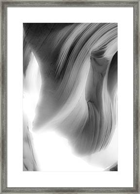 Spirit Framed Print by Lovejoy Creations