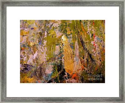 Spirit Framed Print by Nancy Kane Chapman