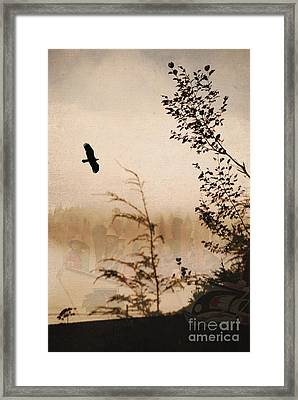 Spirit Of Alaska Framed Print