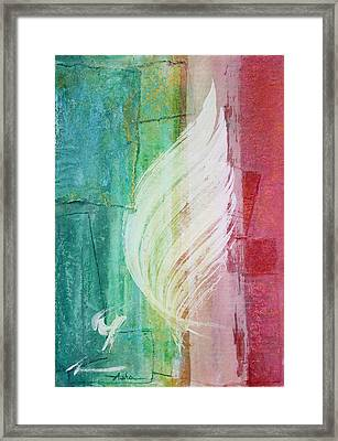 Spirit Of Christmas Framed Print by Asha Carolyn Young