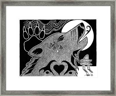 Spirit Of Community Framed Print