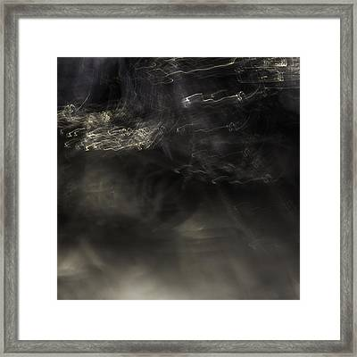 Spirit Of Jesus Framed Print by Alexandre Russevitch