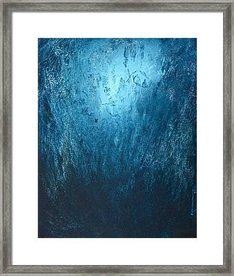 Spirit Of Life - Abstract 3 Framed Print by Kume Bryant