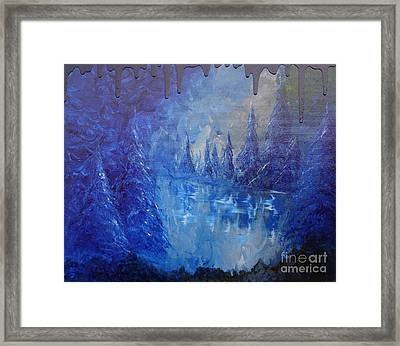 Spirit Pond Framed Print