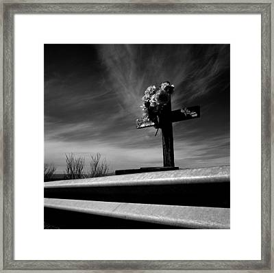 Spirit Rising Framed Print