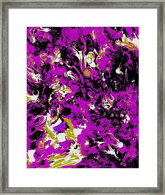 Spirit Splash Framed Print