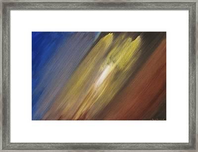 Spirit Framed Print by Tim Townsend