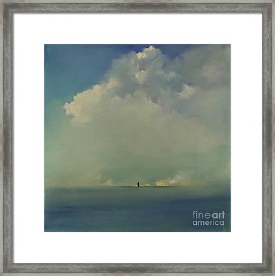 Spirited Away  Painting Framed Print