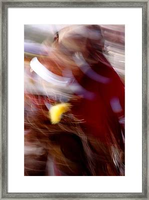 Spirits 4 Framed Print