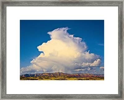 Spirits In The Sky Framed Print by Markus Eye