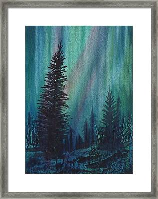 Spirits Rising Framed Print
