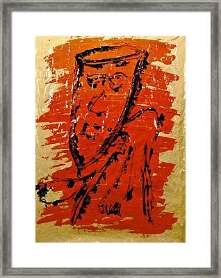 Spirits - The Guy Framed Print