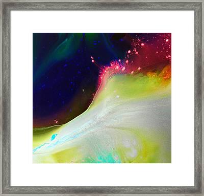 Spiritual Influx Framed Print