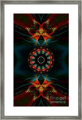 Spiritual Magic Framed Print