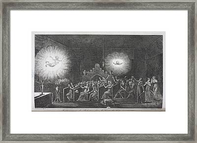 Spiritualism Framed Print by British Library