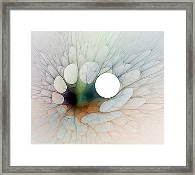 Splatt Framed Print by Richard Ortolano