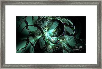 Splendor Framed Print by Peter R Nicholls