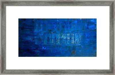 Splendor  Framed Print by Tanya Lozano Abstract Expressionism