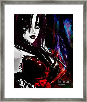 Splinter Framed Print