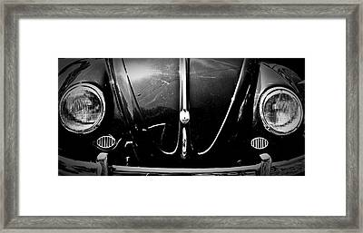 Split Window Framed Print by Patrick  Flynn