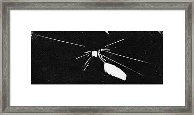 Splitting The Atom Framed Print by Cci Archives