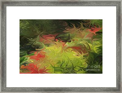 Jardin De Picasso  Framed Print by The Art of Alice Terrill