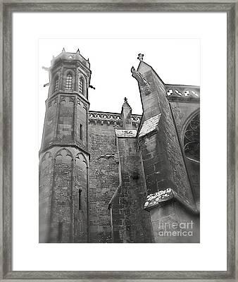 Classic Goth Framed Print by France  Art