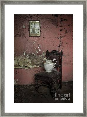 Spooky Room Framed Print by Svetlana Sewell