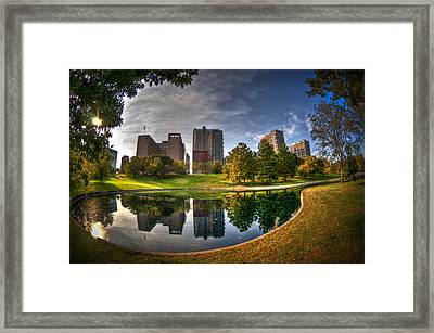 Framed Print featuring the photograph Spoonful Of St. Louis by Deborah Klubertanz
