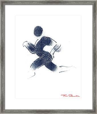 Sport A 1 Framed Print