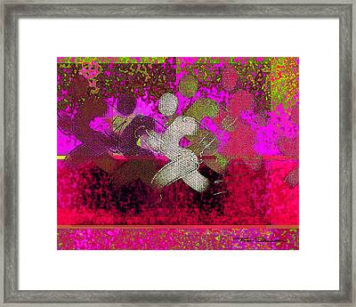 Sport B 3 Framed Print