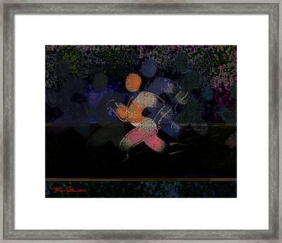 Sport B 7 B Framed Print by Theo Danella
