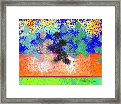 Sport B 9 C Framed Print by Theo Danella