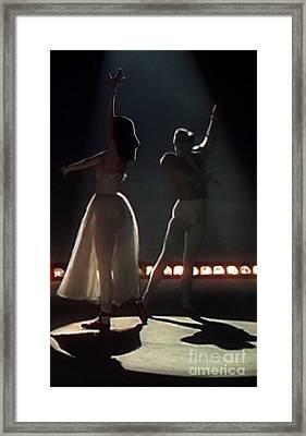 Spotlight Framed Print by Bryan Crawley