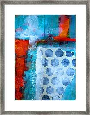 Spotted Fever 2 Framed Print by Nancy Merkle