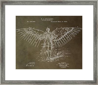 Spread Your Wings Framed Print by Dan Sproul