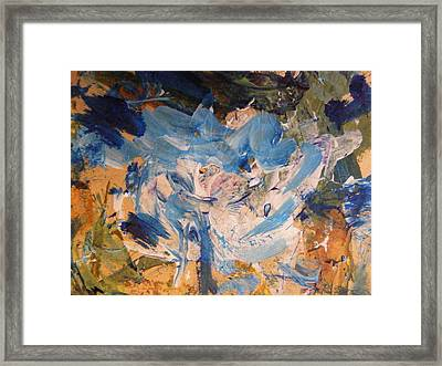 Spring 1 Framed Print by Nancy Kane Chapman