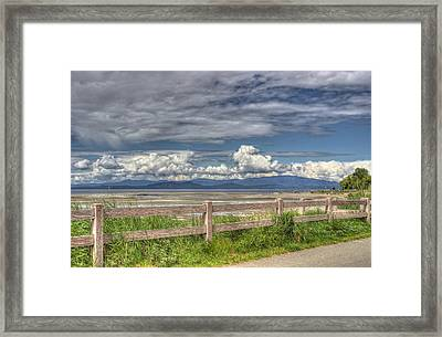 Spring Afternoon Framed Print