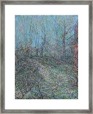 Spring Again Framed Print