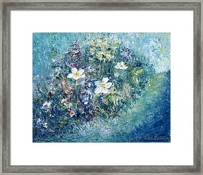 Spring Awakening Framed Print by Gail Fields