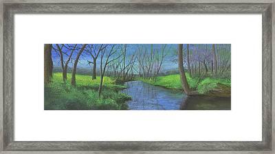 Spring Awakening II Framed Print by Garry McMichael