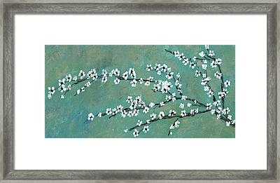 Spring Blossom Framed Print by David Dossett