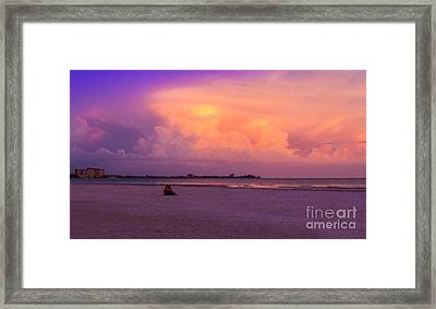 Spring Break Framed Print by Marvin Spates