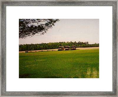 Spring Break Time To Party Framed Print by Amazing Photographs AKA Christian Wilson