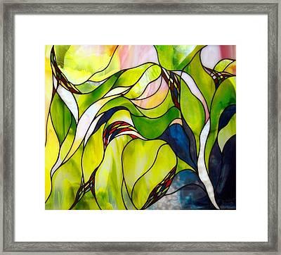 Spring Framed Print by Christine Alexander