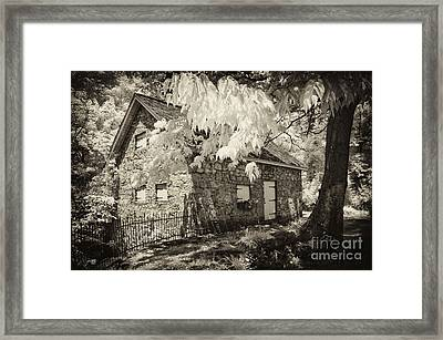 Spring Creek Mill Framed Print by Paul W Faust -  Impressions of Light