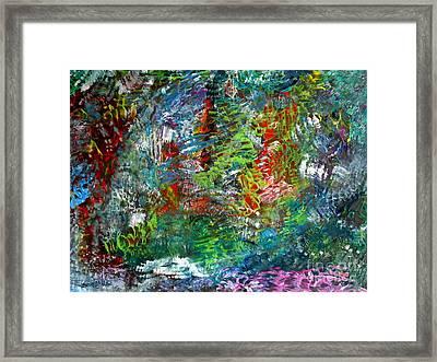 Spring Framed Print by Danya Hammoudi
